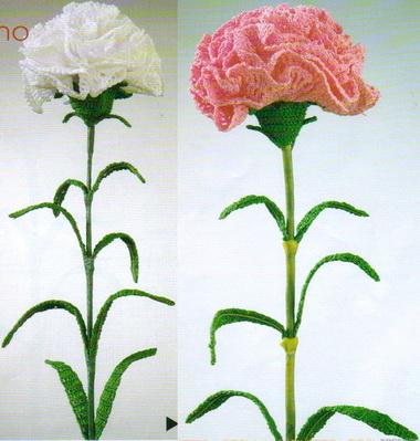 О вязании цветов и плодов
