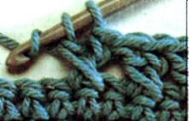 Основные элементы и приемы вязания крючком