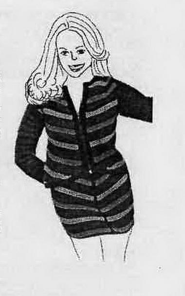 Жакет и юбка.