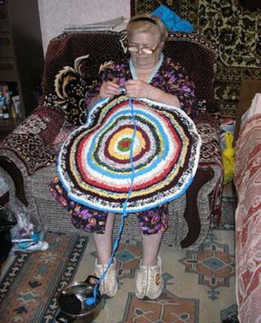 Пенсионерки из Тулы соревнуются в рукоделии