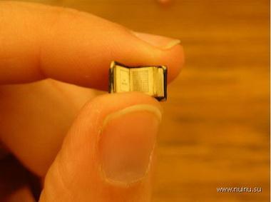 На выставке в Алтайском крае можно увидеть самую маленькую книгу в мире